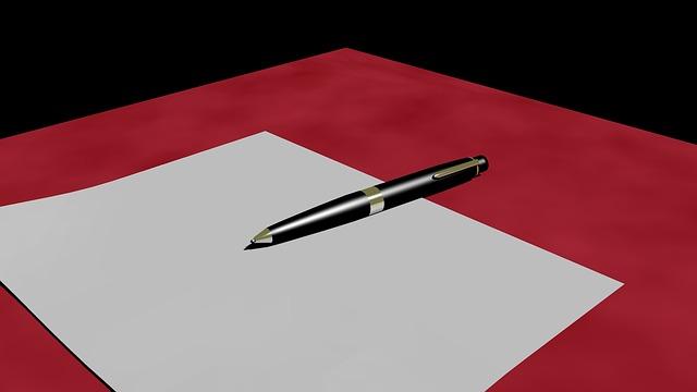 manfaat menulis surat pernyataan, fungsi surat pernyataan, contoh surat pernyataan, faedah surat pernyataan